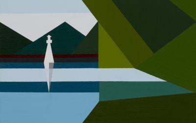 2006 Roath Park- the Lake